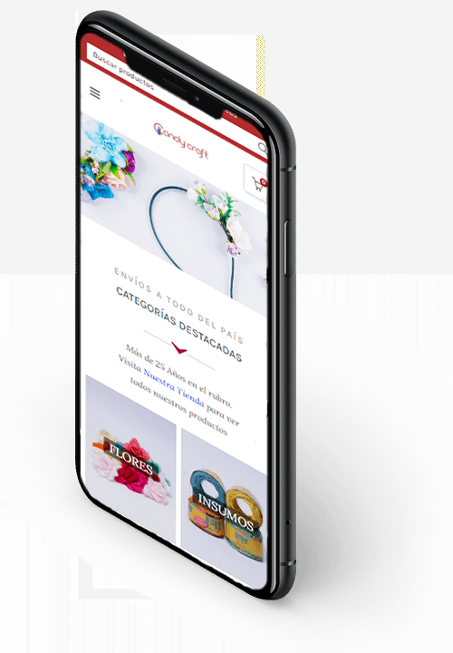 Candy Craft Ecommerce